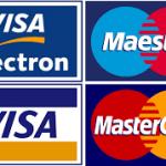 Platba platební kartou-kavárna Kosatec