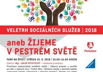 Veletrh sociálních služeb součástí Sportovního parku Pardubice