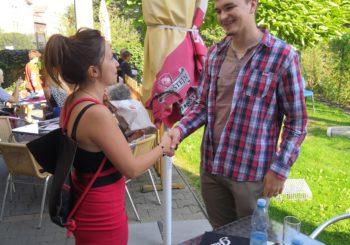 Známe vítěze soutěže o logo AbiFestu! Stal se jím Marek Stojka.