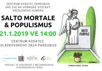 Výstava Salto Mortale & populismus