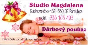Studio Magdalena - masáže a lymfodrenáže