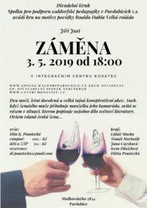Divadelní představení Záměna