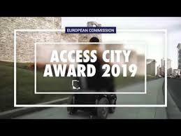 Evropská cena pro bezbariérová města