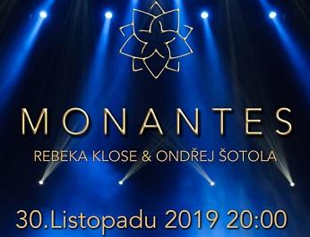 Koncert kapely Monantes v Kosatci