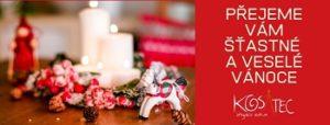 Veselé Vánoce přeje Centrum Kosatec
