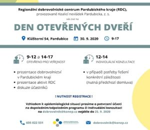 Dobrovolnické centrum Pardubice