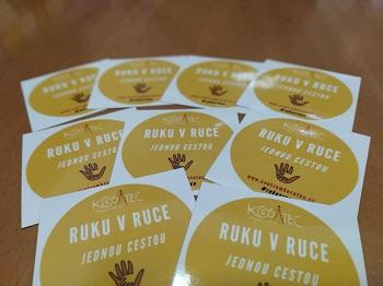 Pomáhejte hendikepovaným spolu s námi #rukuvruce